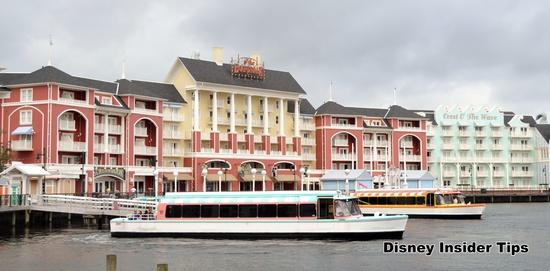 Disney Boardwalk Resort