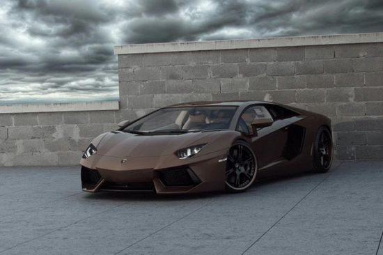 12 World Fastest Sport Cars - Lamborghini Aventador lp700 4