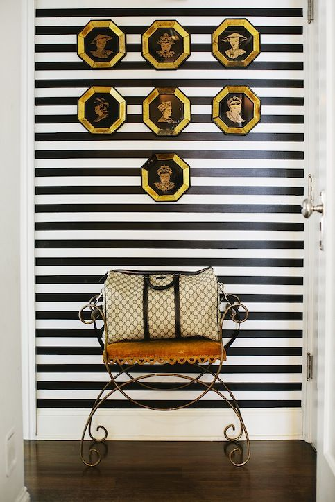 We're lusting over Marlien Rentmeester's summer travel companion...and the fab wallpaper behind it!