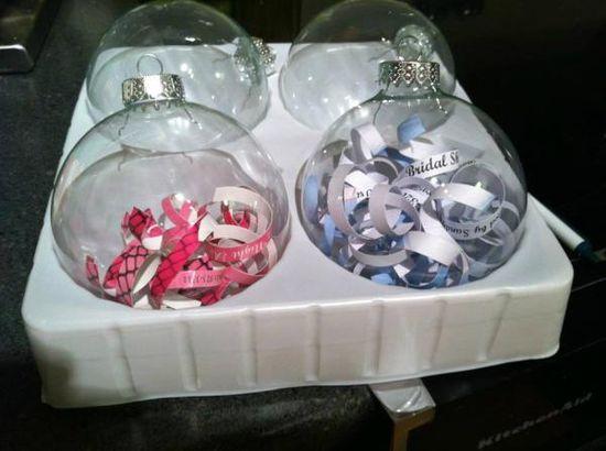 Bridal Shower & Bachelorette party invites - cute idea