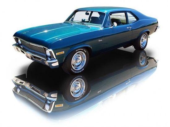 1971 Chevrolet Nova Super Sport 355 V8 12 Bolt 4.11 - Car Pictures