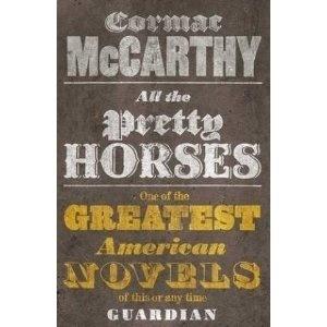 Cormac McCarthy book cover