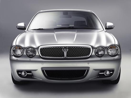 Jaguar X Type - Classic Luxury sport car