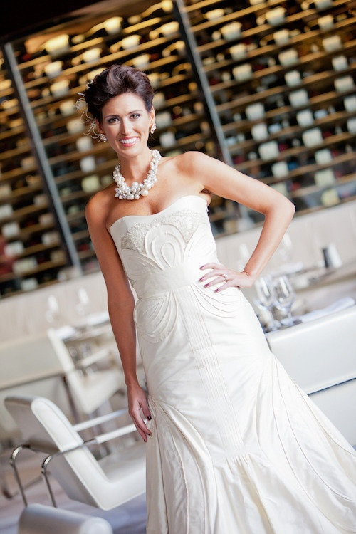 Wedding Gown by Jorge Manuel ~ Photography by reneesprinkphotog...