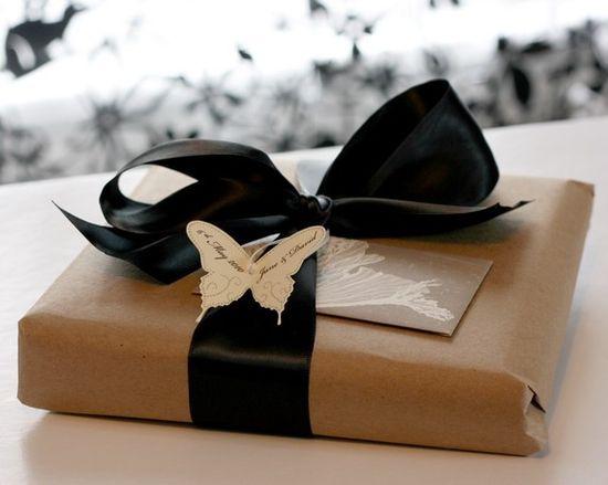 Gift wrapping fun