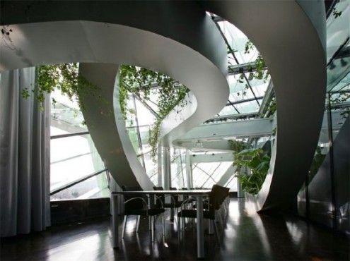 Living Style Inspired from Indoor Gardens - Interior Design - Garden