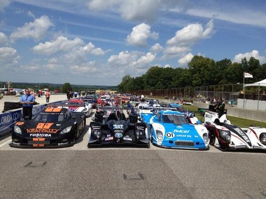 The Future of North American sports car racing