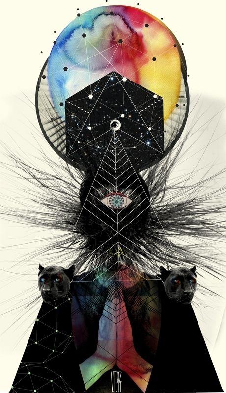 third eye / Sacred Geometry ?
