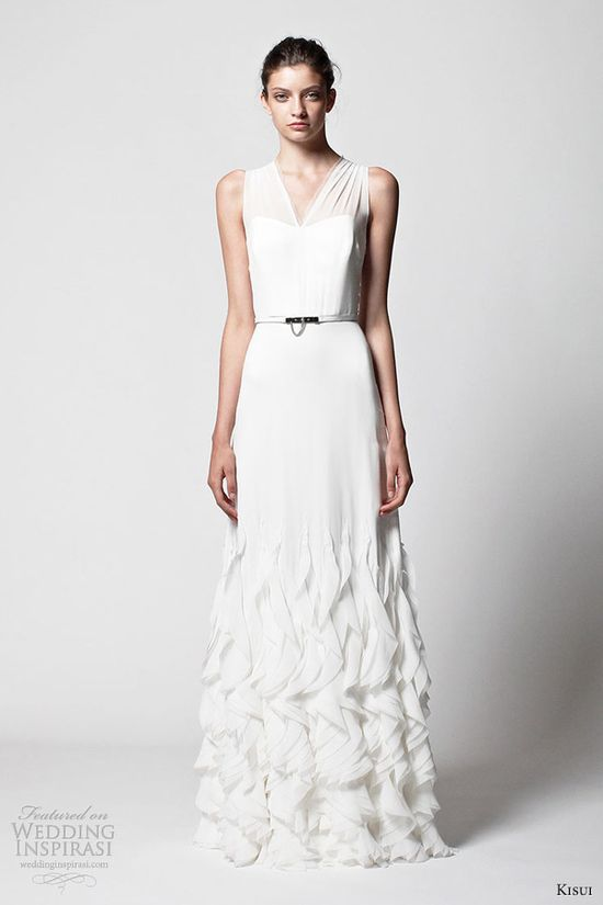 kisui wedding dresses bridal 2013 abra