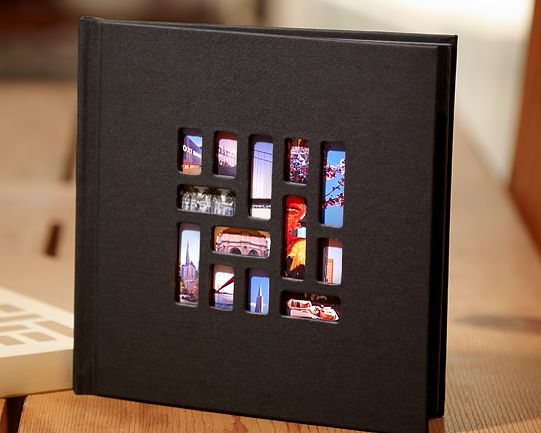 Turn iPhone photos into cool photo books!