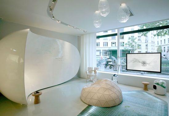 Office Design in Paris   #office #design #paris