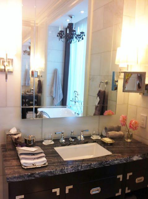 Gorgeous bathroom...