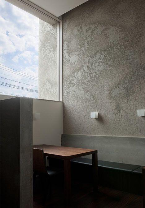 Cafe Cross by FORM/Kouichi Kimura Architects  www.dezeen.com/...