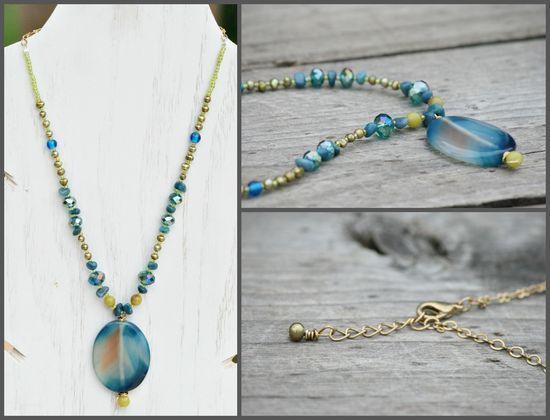 oh! hello...handmade jewelry