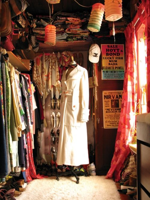 I love closets
