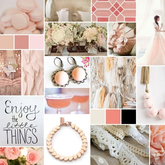 Soft romantic wedding inspiration!
