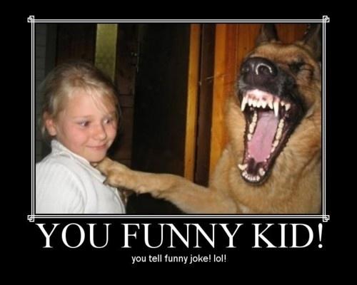 Funny Kid