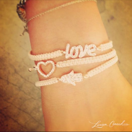 new wrist flair for lc lauren conrad for kohl's