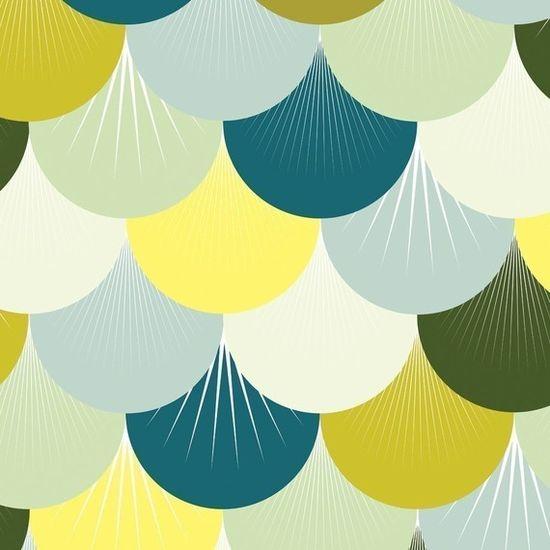fun vintage pattern
