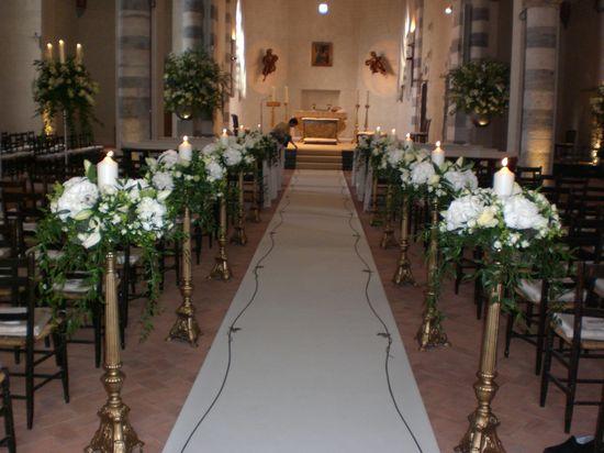 Romantic wedding in Italy!