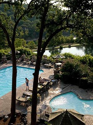 17 Fabulous One-Stop Weekend Escapes — Pictured: Ridgedale, Missouri: Big Cedar Lodge    www.midwestliving...