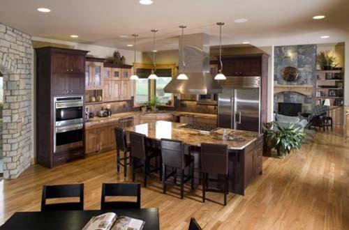 Kitchen on Modern Home Interior Design Ideas