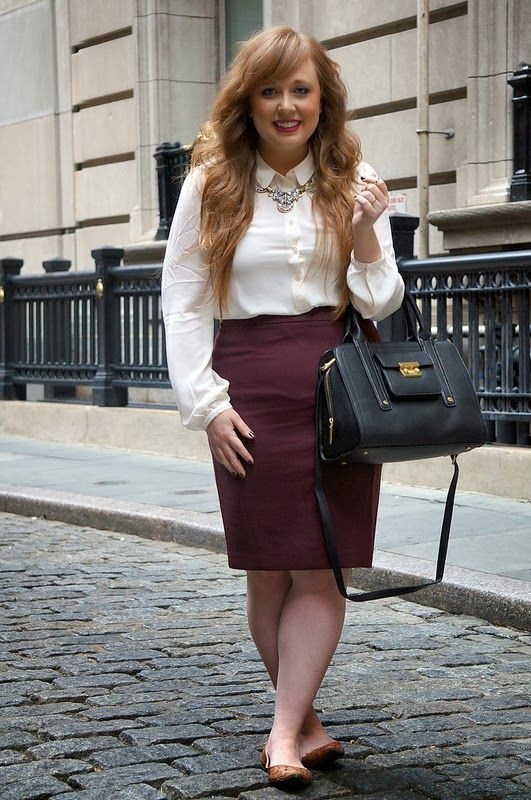 A wear to work outfit featuring #Loft, #BrinaBox, & #PhillipLimforTarget!