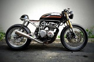 Honda CB Cafe Racer