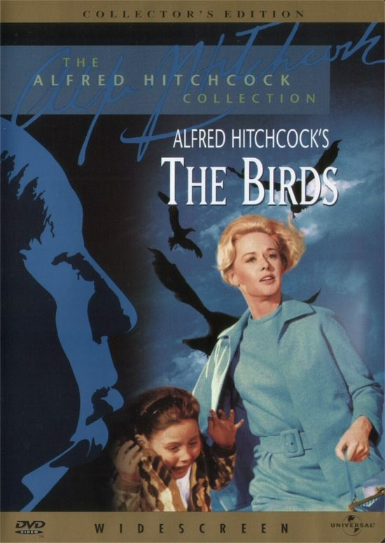The Birds  Alfred Hitchcocks