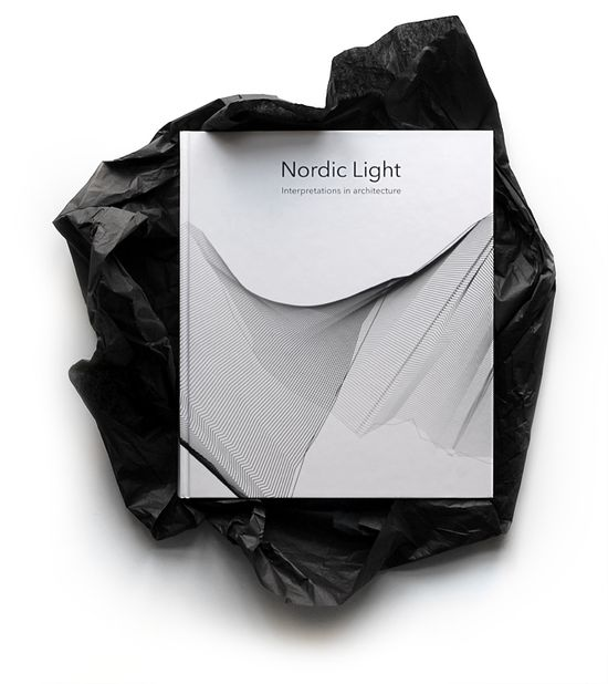 Nordic Light - a 240-pages book with a wide array of lighting projects in nordic architecture as well as essays about light in late 19th century art form.