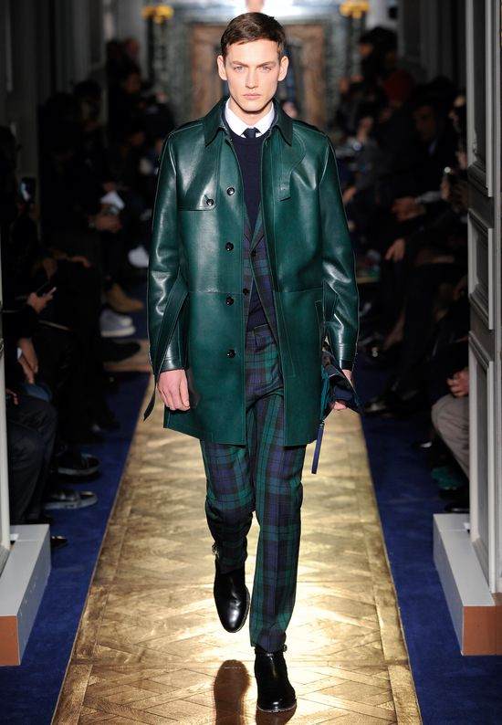 Valentino Fall/Winter Men's Collection 2013
