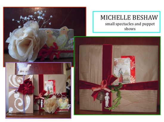 2012 Scotch Most Gifted Wrapper Michelle Beshaw as featured on ConfettiStyle