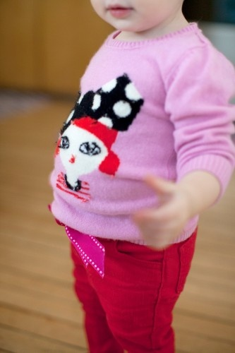 1 Baby, 4 Looks: One Cool Tot Shows Off Her Super-Cute Outfits
