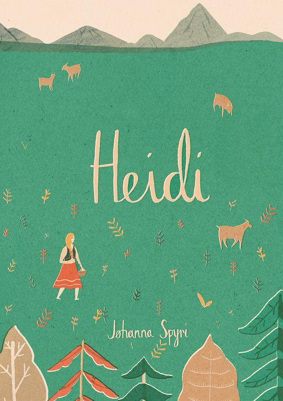 Heidi #BookCover #Book