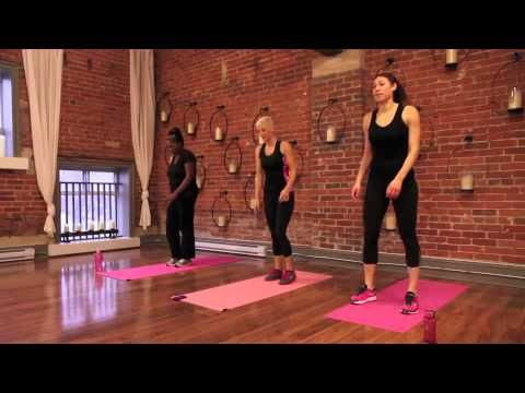 Tabata Cardio & Core workout