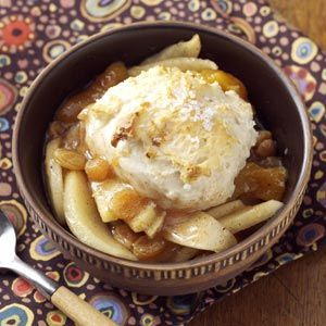 Apple Cobbler Recipes from Taste of Home, including Autumn Harvest Cobbler Recipe