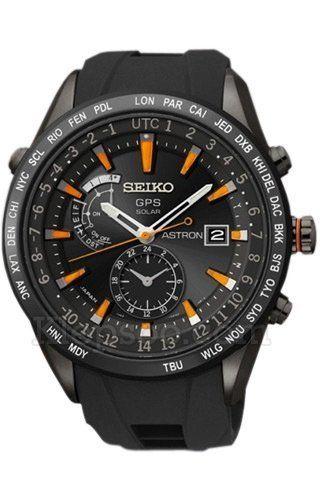 Seiko SAST025G Astron GPS Solar Mens Watch $1,697.69 #Seiko