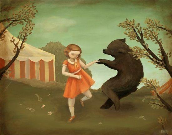 Bear Dance (Emily Winfield Martin)
