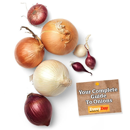 Learn how to shop, chop and caramelize onions in our COMPLETE guide!