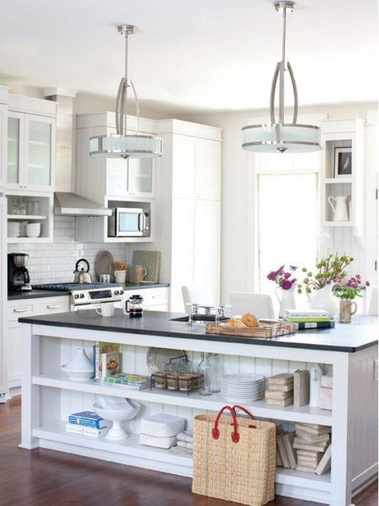 Kitchen Lighting - Home and Garden Design Idea's