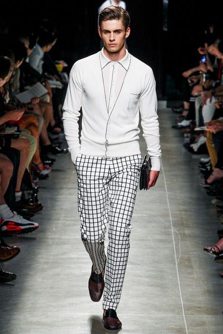 Spring 2014 Menswear Bottega Veneta