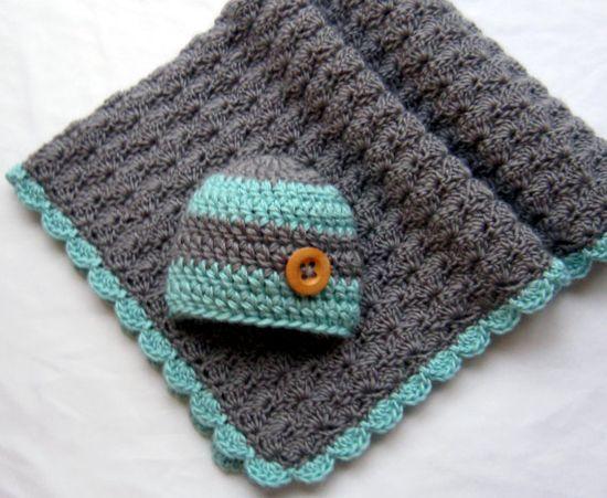 Baby Blanket  Blanket Baby  Boy Blanket  Blanket by SeashoreKidz, $49.95