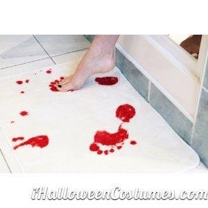 Blood Halloween Bathroom Decor - Halloween Costumes 2013