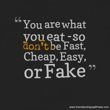 YOU ARE WHAT YOU EAT!!!    #diet #health #food