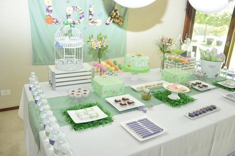 Tinkerbell Party Ideas #tinkerbell #partyideas