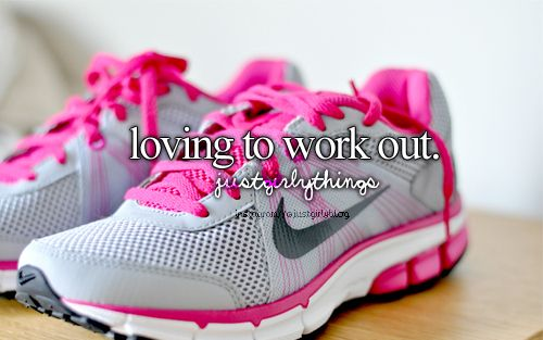 loving to workout