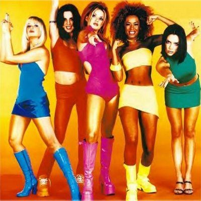 90s Spice Girls