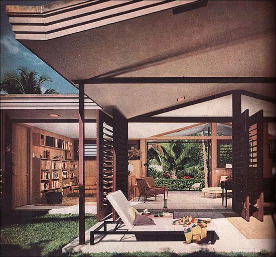 1956 Small Florida House