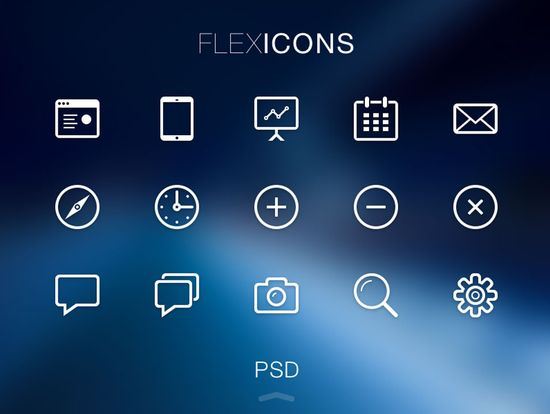 75+ Free UI designs PSD › Latest Collection » CSS Author