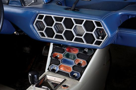1967 Lamborghini Marzal Concept Car by Auto Clasico, via Flickr